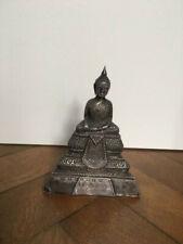 19th Century Thai Silver Repuse Buddha