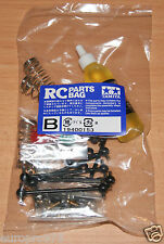 Tamiya 58328 Grava Sabueso Creciente Tormenta// DF02, 9400153/19400153 piezas de metal Bolsa B