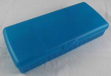Tupperware A 132 Pausenbuffet Lunchbox Box Dose Büchse Petrol Blau Neu OVP