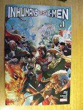 IVX INHUMANS VS X-MEN #1.