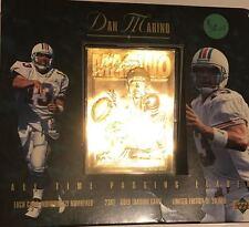 Nfl Miami Dolphins 23 Karat Gold Dan Marino Trading Card Limited Edition