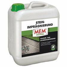 MEM Stein Imprägnierung 10 Liter // Imprägnierung für Terrassenplatten // Beton