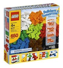 NEW LEGO Bricks & More Builders of Tomorrow Set 6177 FREE SHIPPING
