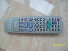 Fernbedienung Remote control VCR DVD RECORDER COMBINATION  Combo Sharp NA526ED