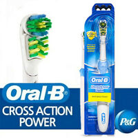 Braun ORAL-B B1010 Cross Action POWER Anti Bacterial Electric Toothbrush