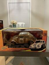 Johnny Lightning VW Beetle Bug Herbie Fully Loaded 1:18 Scale 2005
