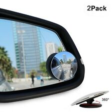 Wide Angle Blind Spot Mirrors Car Wing Reflector Driving Safety Strong Adhesive