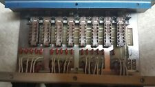 Auditronics 200 console 8 selection switch