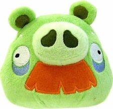 Brand New Angry Birds 8 Inch Plush Toy Grandpa Pig with Moustache DELUXE