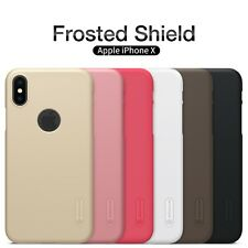 NILLKIN® Frosted Shield Phone Case Cover For iPhone X/10/XS TPU Ultra-Thin