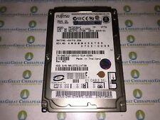 """Fujitsu MHT2030AT 30GB IDE 4200RPM 2.5"""" HDD TESTED!"""