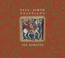 Paul Simon - Graceland The Remixes (2018)  CD  NEW/SEALED  SPEEDYPOST