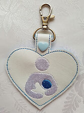 Breastfeeding Awareness Key Ring