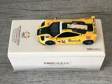 TRUESCALE TSM MODEL LM TSM114357 McLaren F1 GTR #51 3rd 24h Le Mans 1995 1/43