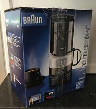 Braun KF 400 B Aromaster 10-Cup Coffeemaker, Black ~ New in Box