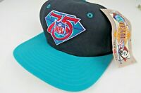 Vintage New Era w/ Tags NFL 1994 75th Football Diamond Anniversary Snapback Hat