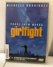 Dvd - Prove Them Wrong - Girlfight - Michelle Rodriguez - Free Post #P5