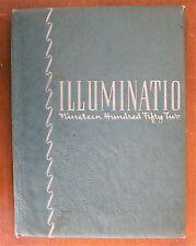 ILLUMINATIO 1952, St. Mary's Academy, LA, CA Yearbook.