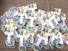 HAIR BAND BOBBLES GIRLS ELASTIC HAIR ACCESSORIES  X 40 packs of 12 BNWT £8.00