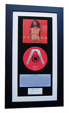 AALIYAH Woman CLASSIC CD Album GALLERY QUALITY FRAMED+EXPRESS GLOBAL SHIPPING