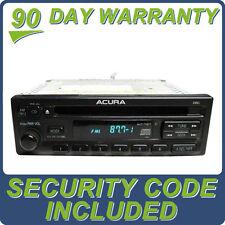 Acura Integra CL 2.3L AM FM Radio CD Player Stereo 1997 1998 1999 OEM FACTORY