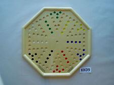 WAHOO WA HOO BOARD GAME  15 x 15 inch. Octagon.  6 player  KK09