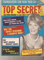 Top Secret Magazine, Sophia Loren, Zsa Zsa Gabor, Tony Perkins and more, 1961