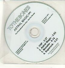 (DC975) To The Bones, Astral Magic EP - 2010 DJ CD