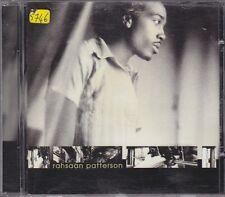 RAHSAAN PATTERSON - same CD