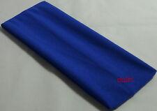 black royal blue Girls school 4cm wide soft  stretch headbands,in red