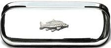 Mirror Carp Fishing Pen Case & Ball Point Shooting Gift FREE ENGRAVING POSTAGE