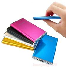 5600mAh Portable Power Backup Battery Bank External Charger for iphone samsung