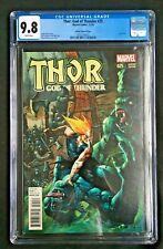 Thor God of Thunder #25 Bisley Variant 1st Jane Foster Thor CGC 9.8 3737278022