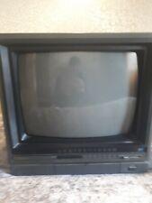 More details for  goodmans 14 inch vintage portable colour tv