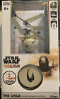 Star Wars The Child Baby Yoda UFO helicopter NEW Disney Mandalorian