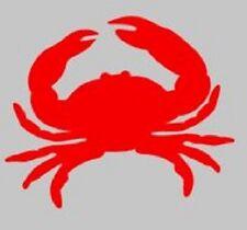 STENCIL Crab Beach Nautical Ocean Seafood Shellfish Theme Kitchen Beach House 68