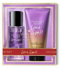 Victoria's Secret Love Spell, 2 Pc Gift Set Fragrance Mist/Lotion