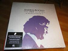 Andrea Bocelli  Limited Vinyl 14 LP Box Complete Pop Albums Collection