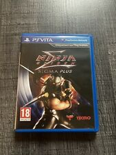 Ninja Gaiden Sigma Plus Ps Vita FR