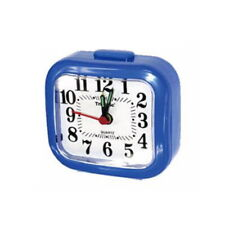 Travel Alarm Clock Battery Operated Analog 12 Hours Home Decor - US SHIP