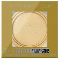 Maybelline Color Tattoo Up To 24HR Longwear Cream Eyeshadow,