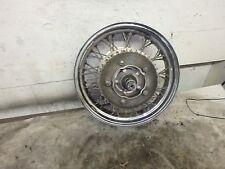 "2001 Honda Shadow VT 750 VT750 Rear Wheel  15""  inch Straight Spoke Wheels"