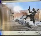 Star Wars Celebration Anaheim 2020 Stephen Hayford This is the Way Print