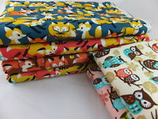"""Unbranded Animals & Insects 45"""" Craft Fabrics"""