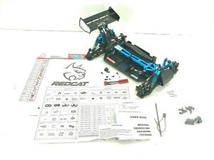 NEW: REDCAT RACING TORNADO EPX PRO 1/10 4X4 BUGGY ROLLER SLIDER CHASSIS