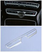 Center Console Button Frame Cover Trim For Mercedes Benz C Class W205 2014-2018
