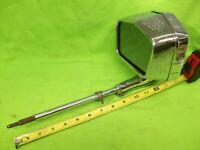 Vintage Spotlight Mirror Mopar Chevy Ford Mercury Rat Rod