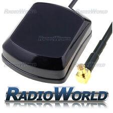ANTENNA AUTO GPS Antenna interna Mag Mount 5 M Cavo di connessione: 90 ° MCX SPINA MASCHIO