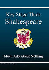 """KS3 English Shakespeare Text Guide """"Much Ado About Nothing"""" (Ks3 Shakespeare), R"""