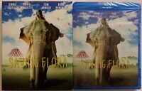 NEW SAVING FLORA BLU RAY + SLIPCOVER SLEEVE FREE WORLD WIDE SHIPPING BUY IT NOW